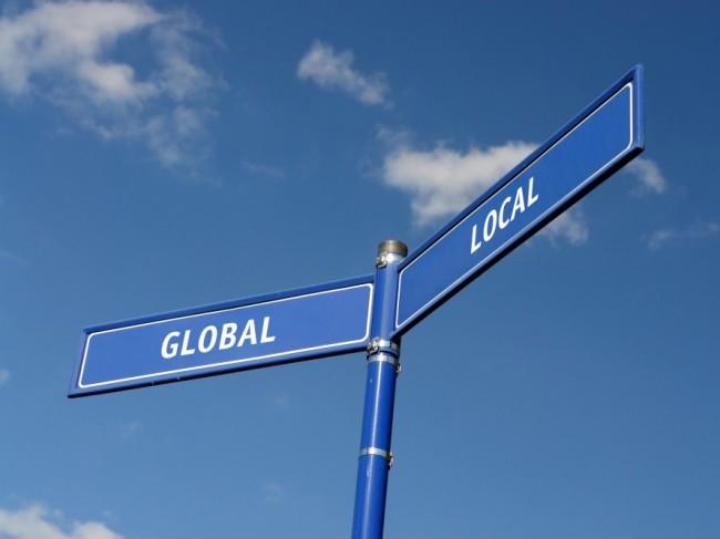 global local
