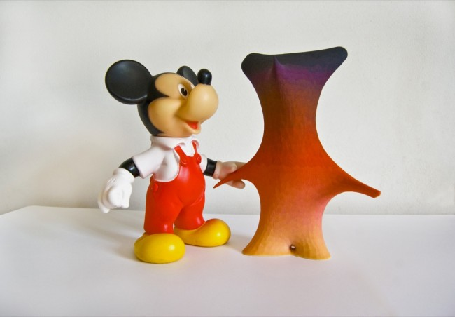 Morphing Micky